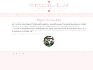 Ceremonie Ibiza